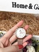手錶 女士手錶學生正韓簡約時尚潮流防水休閒大氣石英女錶【快速出貨】