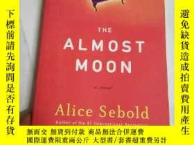 二手書博民逛書店The罕見almost moonY206777 Alice se