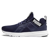 PUMA 男款藍運動鞋-NO.19259305