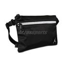 Nike 斜背包 Air Jordan Shoulder Bag 黑 銀 男女款 喬丹 反光 運動休閒 【ACS】 JD2123010GS-001