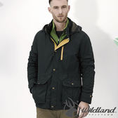 Wildland 荒野 0A32910-95鐵灰色 男 絲絨防風保暖外套