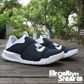 Nike Benassi SLP 黑白 襪套 踩腳 懶人 男女(布魯克林) 2018/6月 882410-005