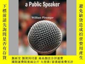 二手書博民逛書店How罕見to Become a Public SpeakerY405706 William Pittenge