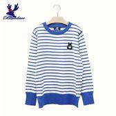 American Bluedeer-鹿兒條紋針織上衣(魅力價)