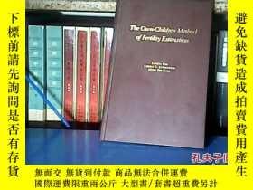 二手書博民逛書店own-children罕見method of fertilit