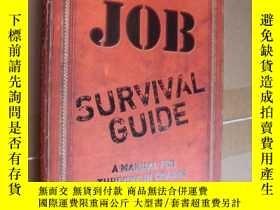 二手書博民逛書店職場生存與發展指南罕見Your Job Survival Gui