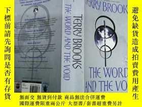 二手書博民逛書店The罕見Word and the Void Omnibus 詞