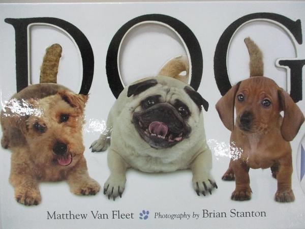 【書寶二手書T3/原文小說_DPH】Dog_Van Fleet, Matthew/ Stanton, Brian (PHT)