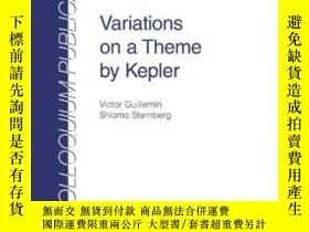 二手書博民逛書店Variations罕見On A Theme By Kepler-開普勒主題變奏曲Y436638 Victor