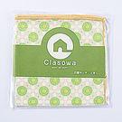 日本製銀抗菌超極細纖維食器擦拭布(北歐風)-綠色
