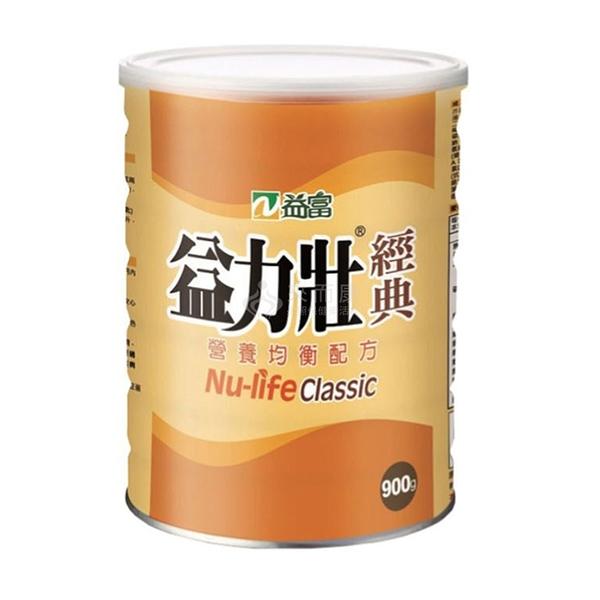 來而康 益富 益力壯經典 營養均衡配方 六罐販售