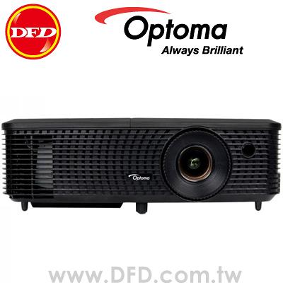 奧圖碼 OPTOMA S331 SVGA 多功能投影機 簡報 小型會議 公司貨