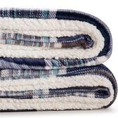 羊羔絨毛毯加厚冬季被子蓋腿小毯子辦公室珊瑚絨毯空調午睡毯單人