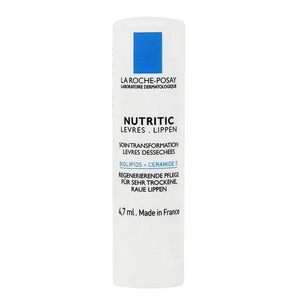 LA ROCHEPOSAY 理膚寶水 滋養修護潤唇膏 4.7mL ◆86小舖◆