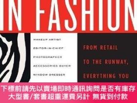 二手書博民逛書店In罕見Fashion: From Runway to Retail, Everything You Need t