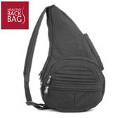丹大戶外【Healthy Back Bag】美國RV寶背包-15L大型/人體工學設計/防滑背帶/多口袋HB44315-BK 黑