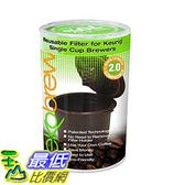 [104美國直購] 咖啡杯 B00K8FR2P8 Ekobrew Refillable K-cup for Keurig 2.0 and 1.0 Brewers 1cup $725