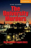 二手書博民逛書店 《The University Murders Level 4》 R2Y ISBN:052153660X│Cambridge University Press