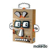 澳洲 Makedo 美度扣 裝飾創意 - 人物臉型 23pcs