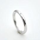 316L醫療鋼 弧形單小鑽 戒指指節戒尾...