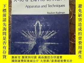 二手書博民逛書店LOW-TEMPERATURE罕見X-RAY DIFFRACTIONY177301 REUBEN RUDMAN