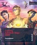 二手書《Learning Autodesk Maya 2009 Foundation: Official Autodesk Training Guide》 R2Y ISBN:9781897177518