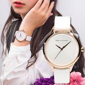 A/X Armani Exchange 亞曼尼 AX5604 珍珠白名媛精品腕錶 熱賣中!