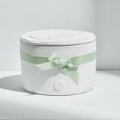 Mathilde M.五燭芯香氛蠟燭-香氛氣味可選五燭芯香氛蠟燭-流蘇摺扇-綠