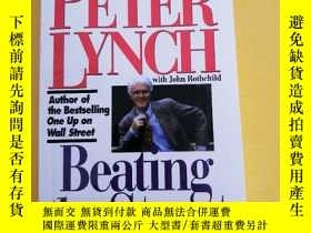 二手書博民逛書店PETER罕見LYNCH Beating the StreetY