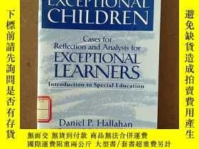 二手書博民逛書店Teaching罕見Exceptional Children: Cases For Reflection And