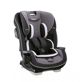 【愛吾兒】Graco SLIMFIT LX 0-12歲長效型嬰幼童汽車安全座椅-銀灰巨岩