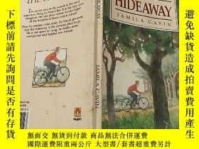 二手書博民逛書店the罕見hideaway:藏身處Y200392