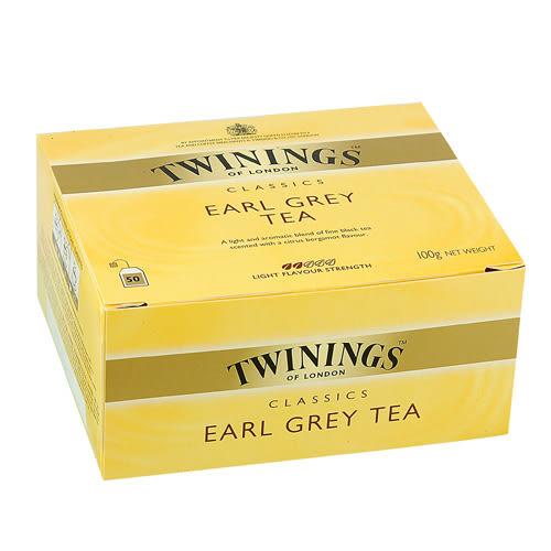 英國唐寧茶TWININGS皇家伯爵茶2g*50入【愛買】