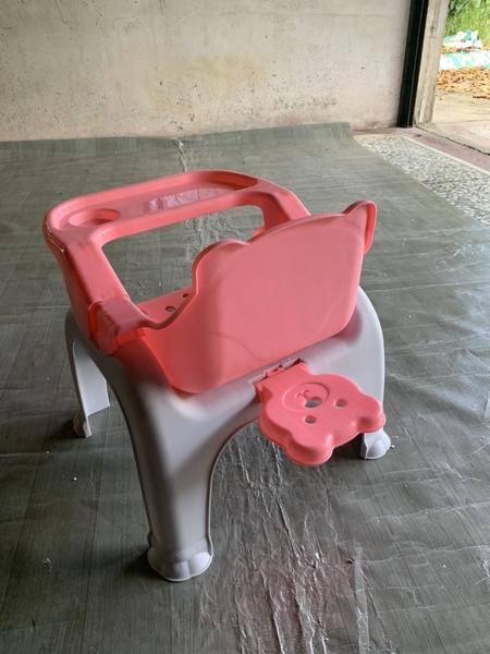兒童用餐椅小椅子寶寶餐椅加厚靠背椅小凳子多功能吃飯座椅(50*50/@222-8423)