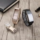 智慧手環藍芽耳機通話開車接打電話遠程拍照腕帶耳塞式手錶防水-享家生活館