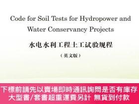 簡體書-十日到貨 R3YY【Code for Soil Tests for Hydropower and Water Conse...
