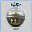 SPALDING 籃球 NBA Highkight 黑金 7號球 SPA73901【SP】