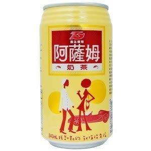 匯竑 阿薩姆奶茶(易開罐) 340ml
