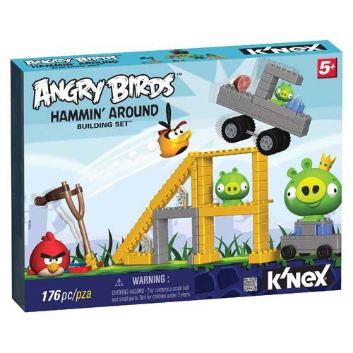 K'NEX憤怒鳥Angry Birds 國王豬豪華場景組_ KN72614