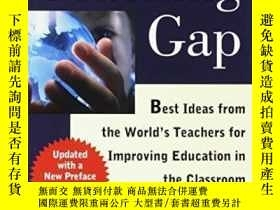 二手書博民逛書店The罕見Teaching GapY255174 James W