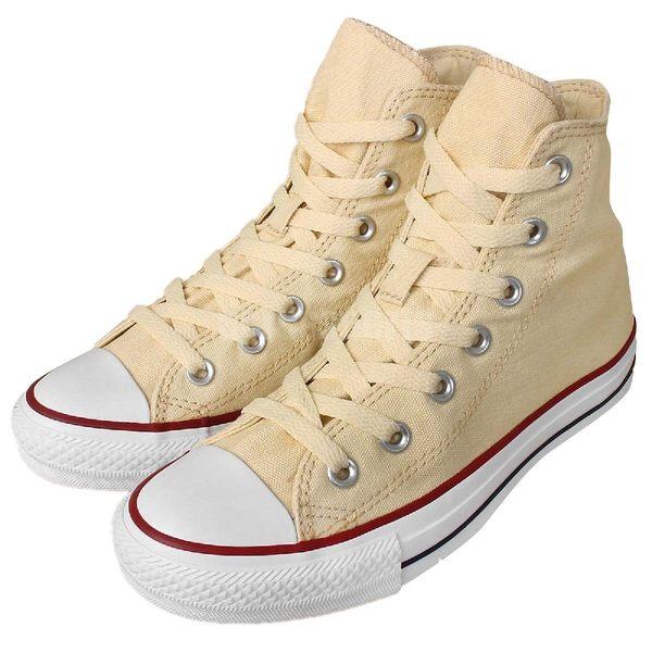 Converse Chuck Taylor All Star 米黃色 基本款 男鞋 女鞋 帆布鞋 【PUMP306】 M9162C