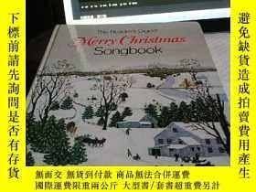 二手書博民逛書店The罕見Reader′s Digest - Merry Chr