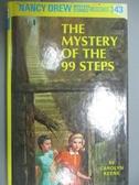 【書寶二手書T8/原文小說_GTD】The Mystery of the Ninety-nine Steps_Keene