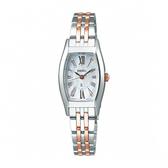 SEIKO LUKIA優雅酒桶型太陽能腕錶V117-0EE0KS(SUP439J1)