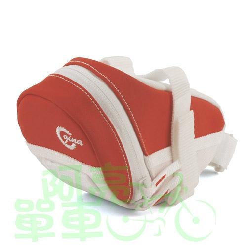 阿亮特賣CROPS 高反光度座墊袋(LTG-GN02),紅白色《C84-110-R》