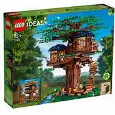 LEGO 樂高 IDEAS系列 Tree House 樹屋 21318