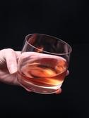 進口無鉛水晶玻璃威士忌酒杯洋酒杯古典杯 熊熊物語