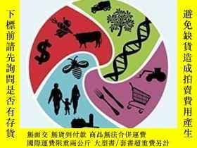 二手書博民逛書店A罕見Framework For Assessing Effects Of The Food System-評估食