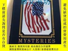 二手書博民逛書店【罕見】 1989年仿皮面精裝版《Great American