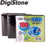 ◆免運費◆DigiStone 雙面CD/DVD 光碟片棉套(黑色限定)x40包◆ 台灣製造◆品質保證◆